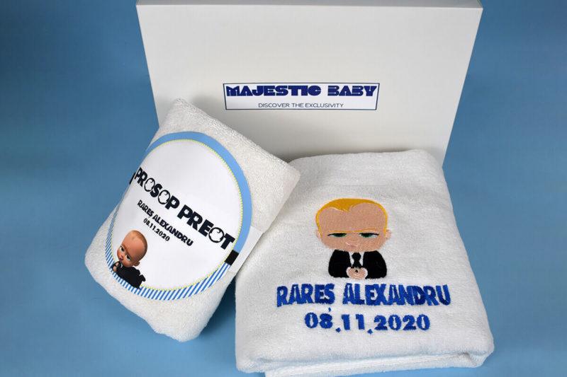 TRUSOU BOTEZ BABY BOSS 4 - MajesticBaby.ro
